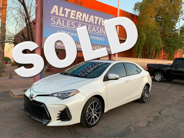 2017 Toyota Corolla 50th Anniversary Special Edition 5 YEAR/60,000 MILE NATIONAL POWERTRAIN WARRANTY Mesa, Arizona