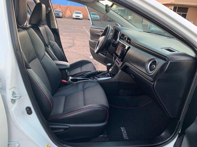 2017 Toyota Corolla 50th Anniversary Special Edition 5 YEAR/60,000 MILE NATIONAL POWERTRAIN WARRANTY Mesa, Arizona 13