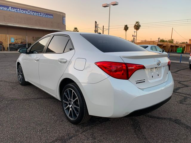 2017 Toyota Corolla 50th Anniversary Special Edition 5 YEAR/60,000 MILE NATIONAL POWERTRAIN WARRANTY Mesa, Arizona 2