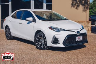 2017 Toyota Corolla SE in Arlington, Texas 76013