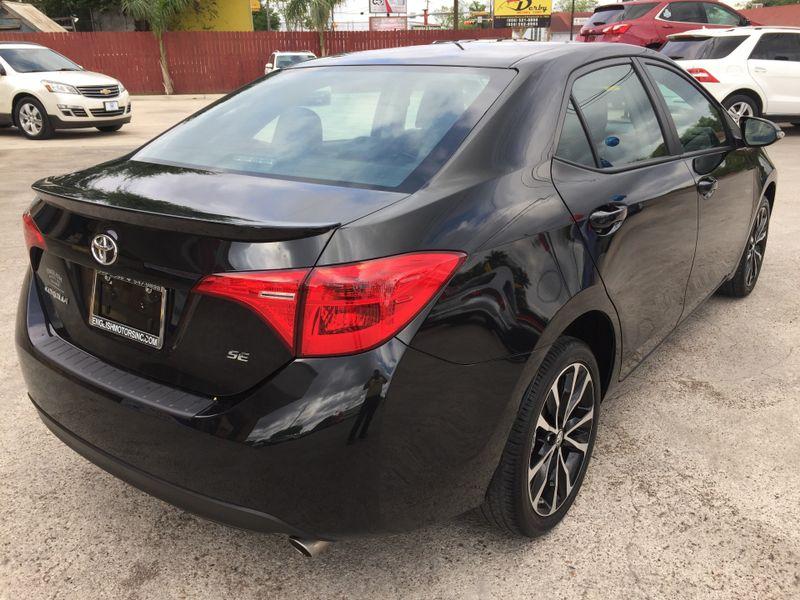 2017 Toyota Corolla SE  Brownsville TX  English Motors  in Brownsville, TX