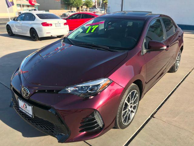2017 Toyota Corolla 50th Anniversary Special Edition in Calexico, CA 92231