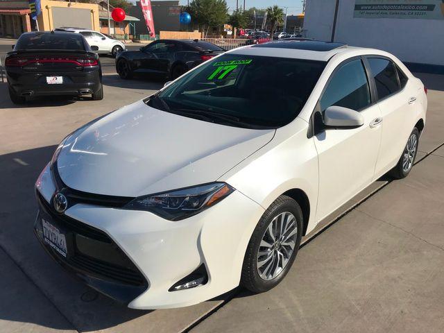 2017 Toyota Corolla XLE in Calexico, CA 92231