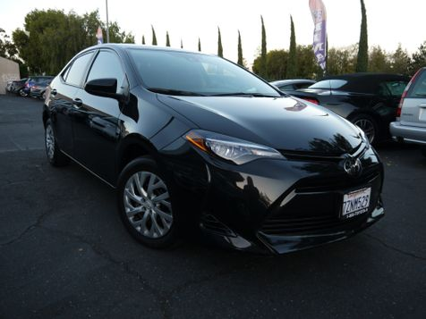 2017 Toyota COROLLA LE ((**FACTORY WARRANTY**))--GREAT MPG  in Campbell, CA