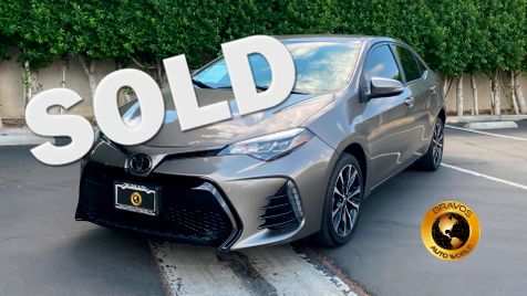 2017 Toyota Corolla SE in cathedral city