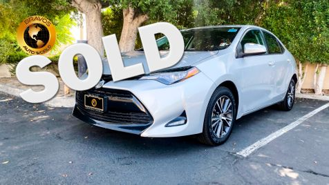 2017 Toyota Corolla LE in cathedral city