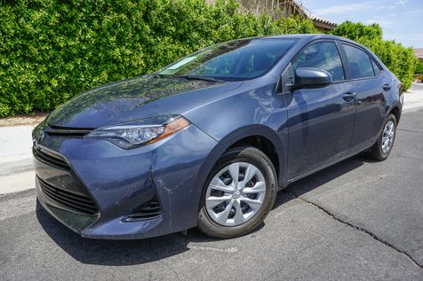 2017 Toyota Corolla L in Cathedral City
