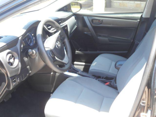 2017 Toyota Corolla L CVT Cleburne, Texas 5