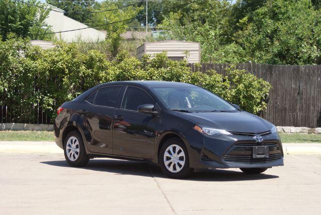 2017 Toyota Corolla L CVT in Cleburne, TX 76033