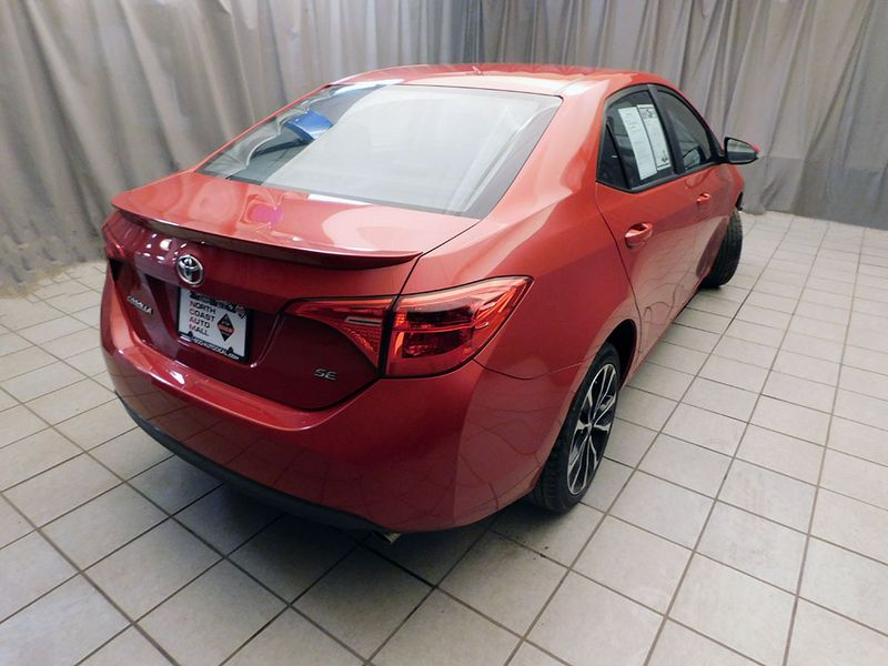 2017 Toyota Corolla SE  city Ohio  North Coast Auto Mall of Cleveland  in Cleveland, Ohio