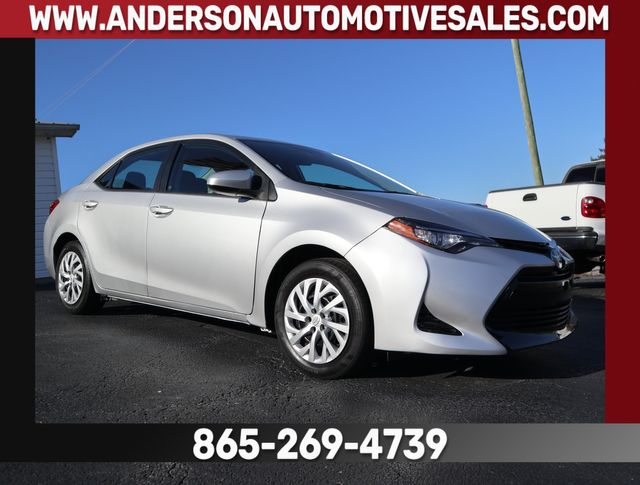 2017 Toyota Corolla LE in Clinton, TN 37716
