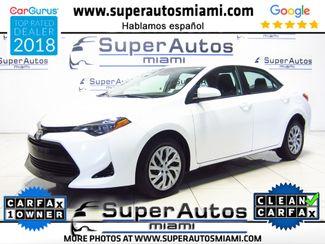 2017 Toyota Corolla LE in Doral, FL 33166