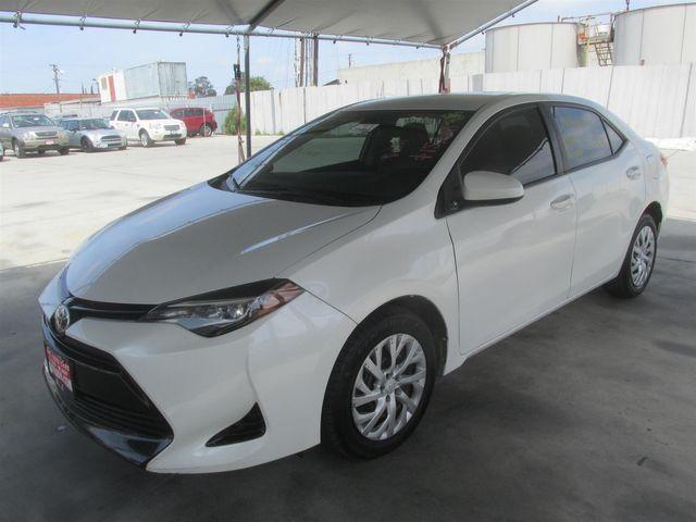 2017 Toyota Corolla LE Gardena, California