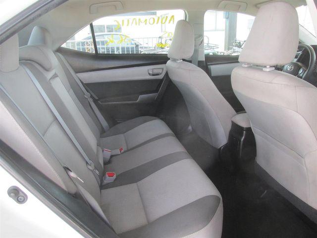 2017 Toyota Corolla LE Gardena, California 12