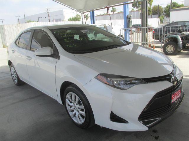 2017 Toyota Corolla LE Gardena, California 3