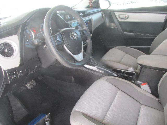 2017 Toyota Corolla LE Gardena, California 4