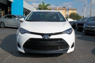 2017 Toyota Corolla LE Hialeah, Florida 1