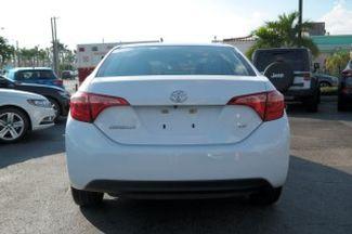 2017 Toyota Corolla LE Hialeah, Florida 4