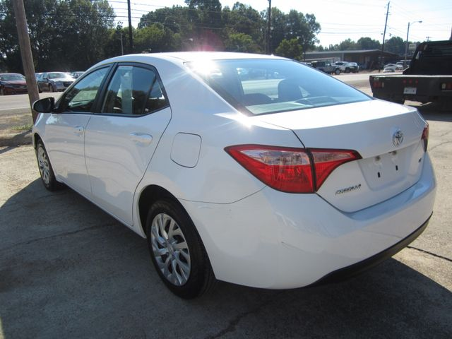 2017 Toyota Corolla LE Houston, Mississippi 6
