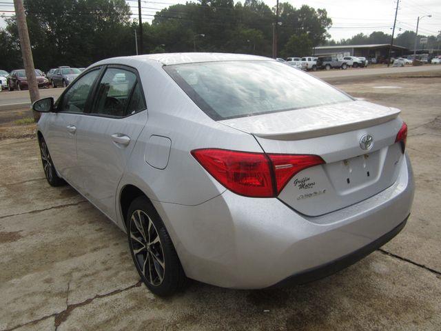 2017 Toyota Corolla SE Houston, Mississippi 4