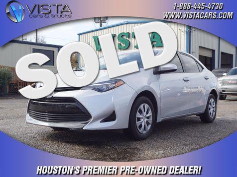 2017 Toyota Corolla L in Houston, Texas