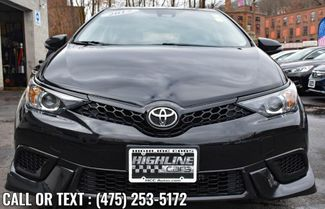 2017 Toyota Corolla iM Manual Waterbury, Connecticut 8