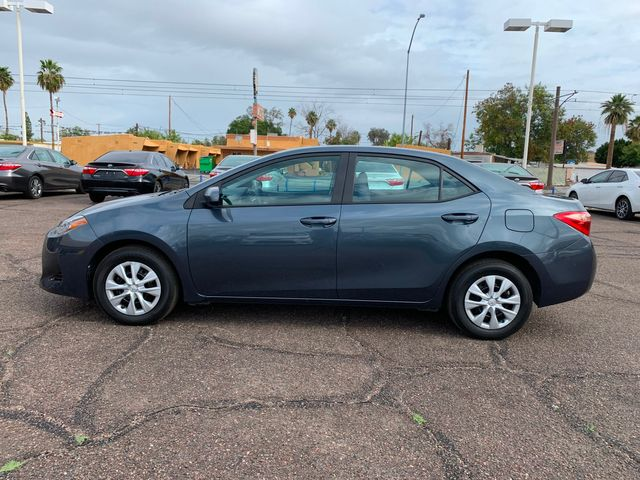 2017 Toyota Corolla L  5 YEAR/60,000 MILE FACTORY POWERTRAIN WARRANTY Mesa, Arizona 1