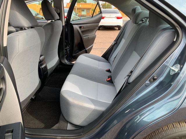2017 Toyota Corolla L  5 YEAR/60,000 MILE FACTORY POWERTRAIN WARRANTY Mesa, Arizona 10