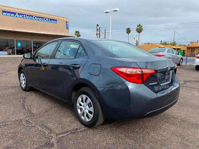 2017 Toyota Corolla L  5 YEAR/60,000 MILE FACTORY POWERTRAIN WARRANTY Mesa, Arizona 2