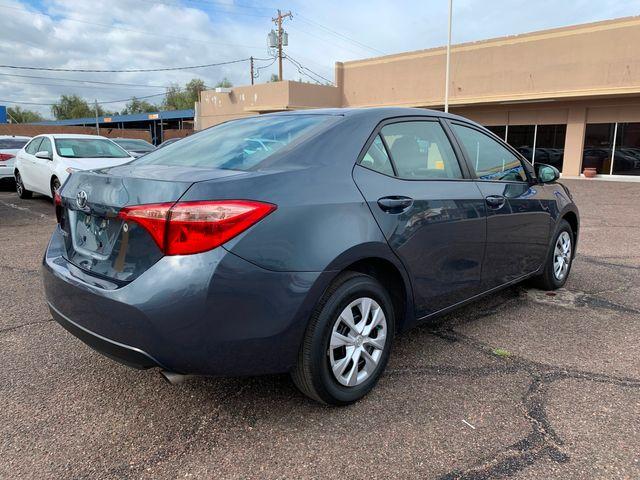2017 Toyota Corolla L  5 YEAR/60,000 MILE FACTORY POWERTRAIN WARRANTY Mesa, Arizona 4