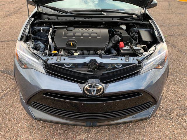 2017 Toyota Corolla L  5 YEAR/60,000 MILE FACTORY POWERTRAIN WARRANTY Mesa, Arizona 8