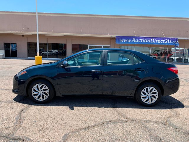 2017 Toyota Corolla LE FULL MANUFACTURER WARRANTY Mesa, Arizona 1