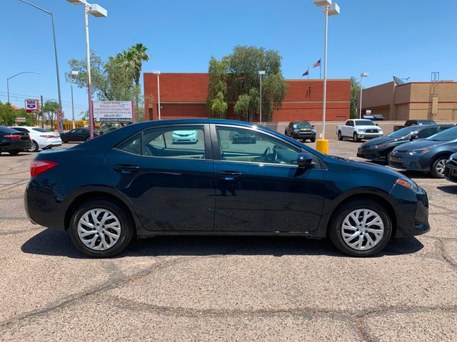 2017 Toyota Corolla LE FULL MANUFACTURER WARRANTY Mesa, Arizona 4
