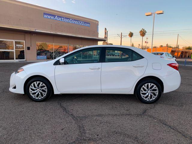 2017 Toyota Corolla LE FULL MANUFACTURER WARRANTY Mesa, Arizona 1