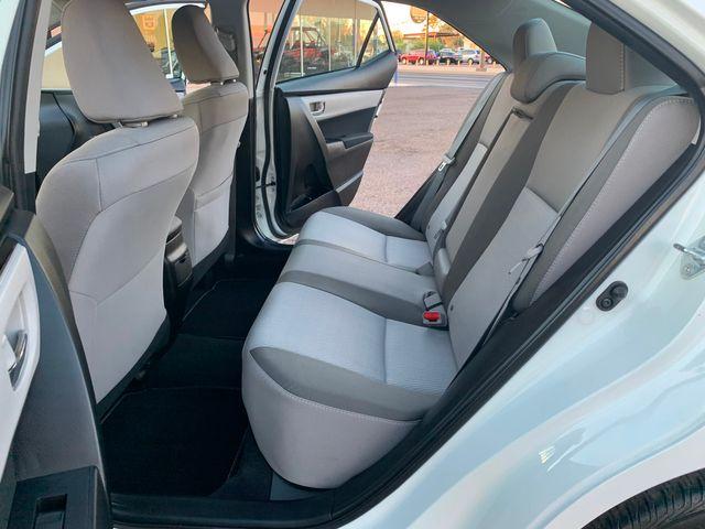 2017 Toyota Corolla LE FULL MANUFACTURER WARRANTY Mesa, Arizona 10