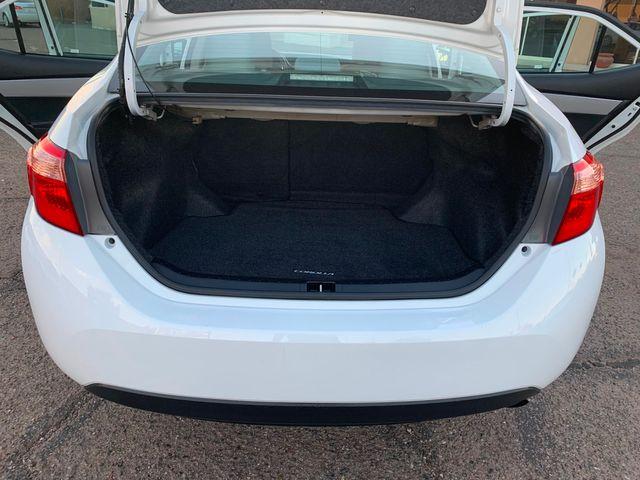 2017 Toyota Corolla LE FULL MANUFACTURER WARRANTY Mesa, Arizona 11