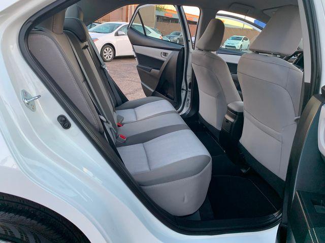 2017 Toyota Corolla LE FULL MANUFACTURER WARRANTY Mesa, Arizona 12