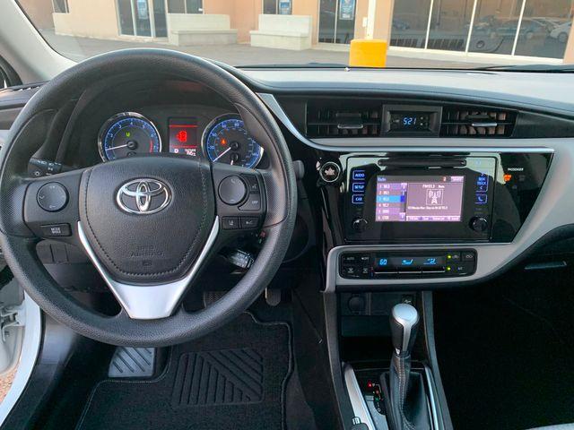 2017 Toyota Corolla LE FULL MANUFACTURER WARRANTY Mesa, Arizona 14