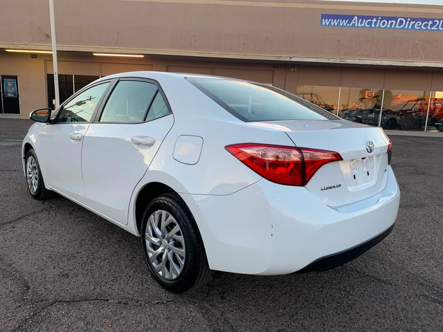 2017 Toyota Corolla LE FULL MANUFACTURER WARRANTY Mesa, Arizona 2