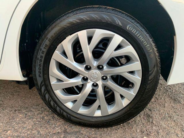 2017 Toyota Corolla LE FULL MANUFACTURER WARRANTY Mesa, Arizona 20