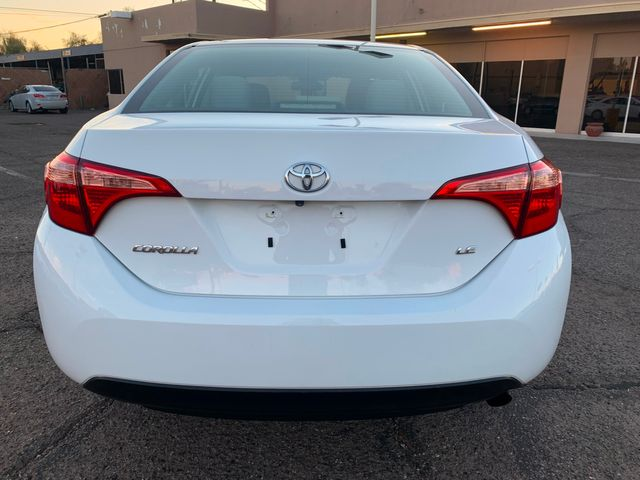 2017 Toyota Corolla LE FULL MANUFACTURER WARRANTY Mesa, Arizona 3