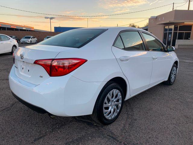 2017 Toyota Corolla LE FULL MANUFACTURER WARRANTY Mesa, Arizona 4