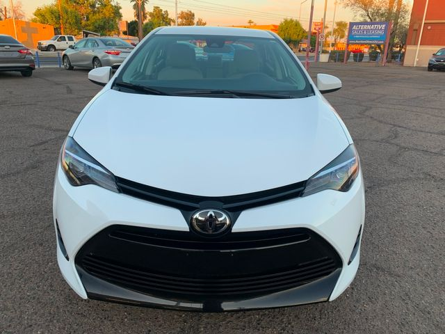 2017 Toyota Corolla LE FULL MANUFACTURER WARRANTY Mesa, Arizona 7