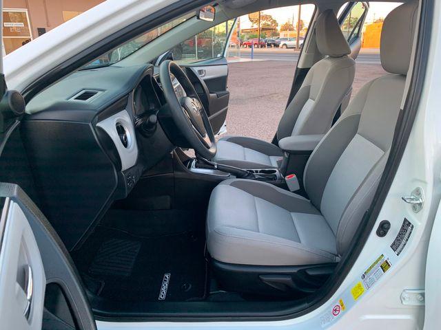 2017 Toyota Corolla LE FULL MANUFACTURER WARRANTY Mesa, Arizona 9
