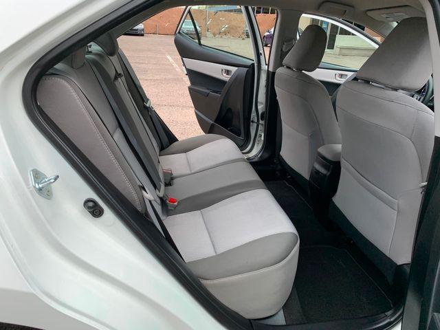 2017 Toyota Corolla LE 5 YEAR/60,000 MILE FACTORY POWERTRAIN WARRANTY Mesa, Arizona 12