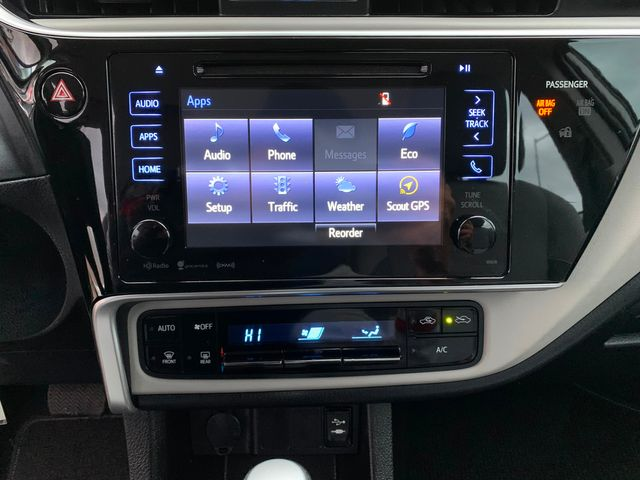 2017 Toyota Corolla LE 5 YEAR/60,000 MILE FACTORY POWERTRAIN WARRANTY Mesa, Arizona 17