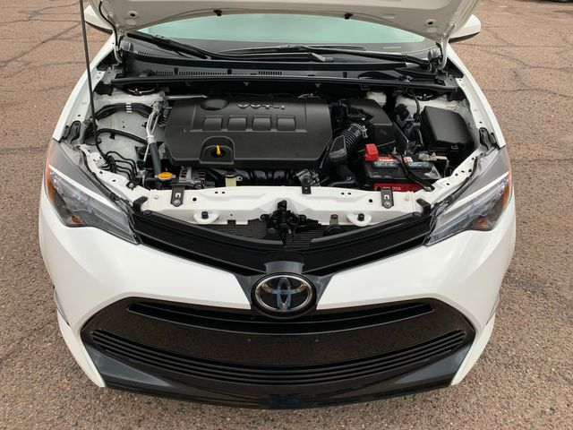 2017 Toyota Corolla LE 5 YEAR/60,000 MILE FACTORY POWERTRAIN WARRANTY Mesa, Arizona 8
