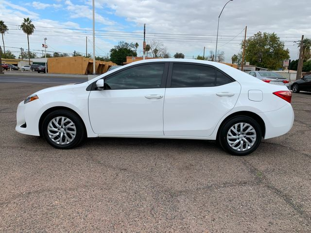 2017 Toyota Corolla LE 5 YEAR/60,000 MILE NATIONAL POWERTRAIN WARRANTY Mesa, Arizona 1