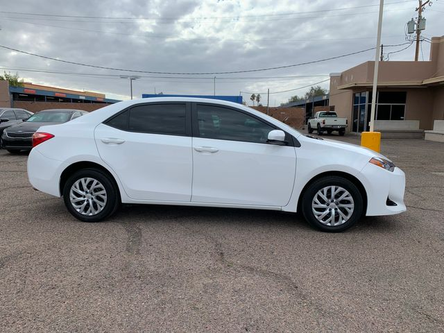 2017 Toyota Corolla LE 5 YEAR/60,000 MILE NATIONAL POWERTRAIN WARRANTY Mesa, Arizona 5