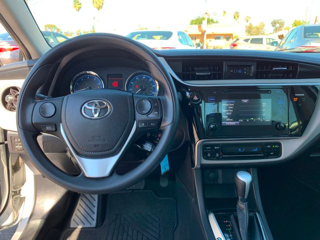 2017 Toyota Corolla LE 5 YEAR/60,000 MILE NATIONAL POWERTRAIN WARRANTY Mesa, Arizona 14